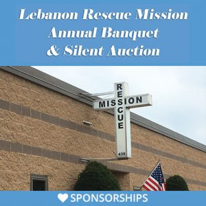 Annual Banquet and Silent Auction Sponsorships