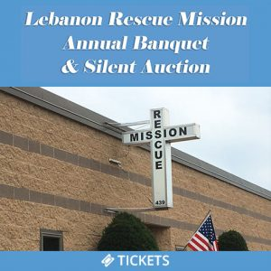 Annual Banquet and Silent Auction Tickets