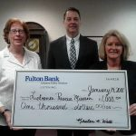 Fulton Bank Donation Ceremony