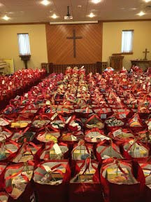 Agape Christmas Packages