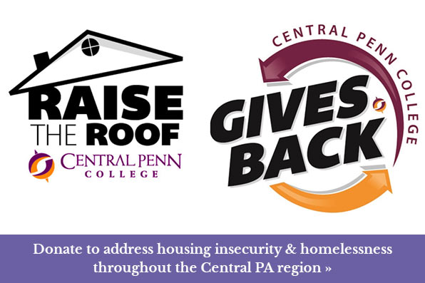 Donate to Central Penn College Gives Back