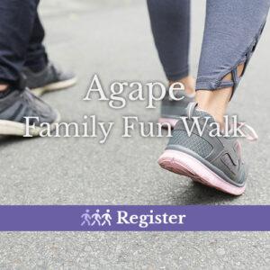 Agape Family Fun Walk