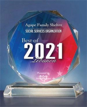 2021 Best of Lebanon Award